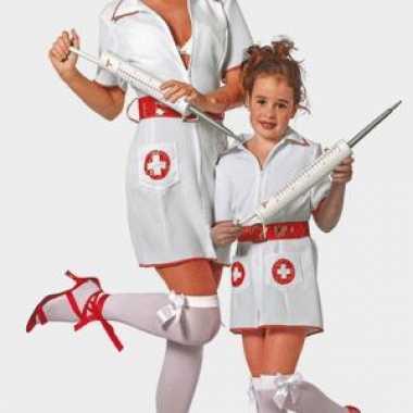 Verpleegster kostuum voor meisjes carnaval