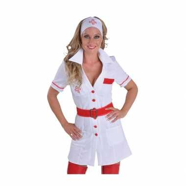 Verpleegster  Zuster kostuum dames carnaval