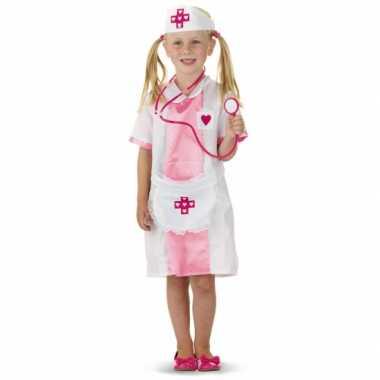 Verpleegster zuster kostuum voor meisjes carnaval