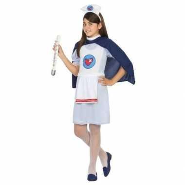 Verpleegster/zuster verkleed kostuum voor meisjes carnaval